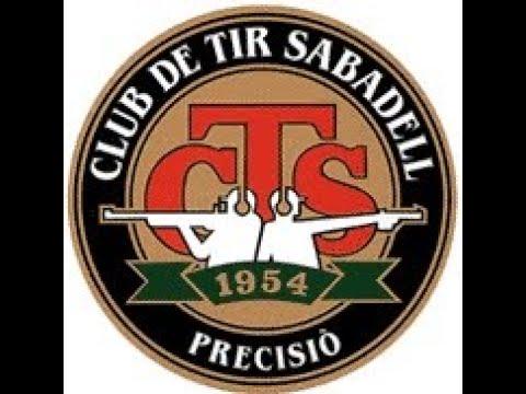 PRESENTACIÓ CLUB DE TIR SABADELL