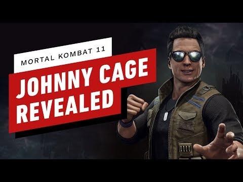 Trailer de révélation pour Johnny Cage de Mortal Kombat 11