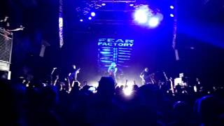 Fear Factory - A Therapy For Pain Live in Denver 4-24-2016