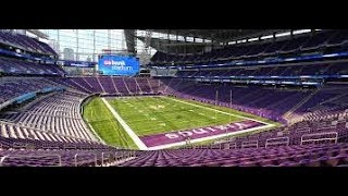Minnesota 9-man State Championship Spring Grove vs Nevis in the US BANK STADIUM!!!
