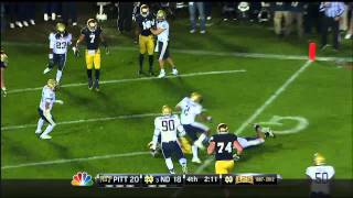Notre Dame   Pittsburgh Game Highlights
