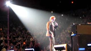 Straight to You - Josh Groban in New Orleans - May 12, 2011