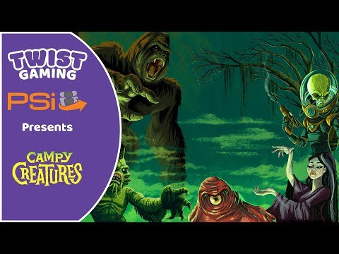 PSI Presents: Campy Creatures - First Impression