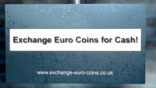 Exchange Euro Coins - Best Rates Guaranteed