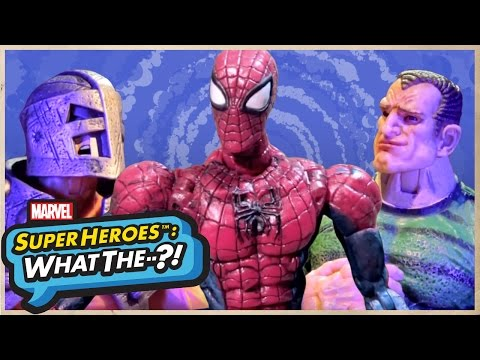 Marvel Super Heroes: What The--?! Ep. 32 - The Inferior Spider-Man | MTW