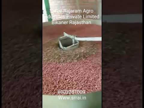 Groundnut Decorticator