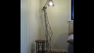 Industrial Style Interior Lamp