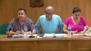 preview picture of video 'Reunión Informativa con el Aula de Teatro de Pinos Puente - Parte 1'