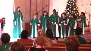 """FPC Children's Christmas Musical, """"Sing Christmas""""; Co-Leaders: Marcy Wright and Mered"""