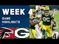 Falcons Vs Packers Week 4 Highlights Nfl 2020