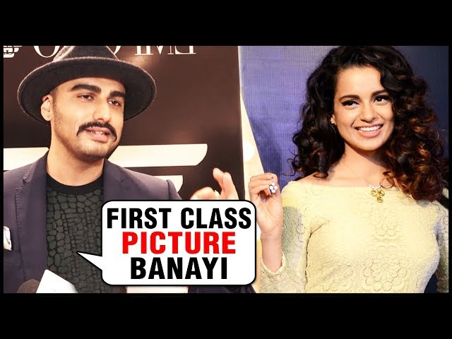 Arjun Kapoor Finally SUPPORTS Kangana Ranaut Manikarnika