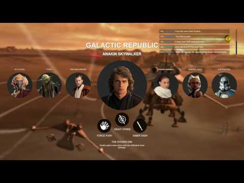 Here A Video That Was Posted Battlefront Forumsea Discussion 68264 Star Wars 2 Hero Concepts Clone