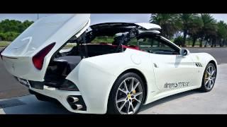 Ferrari California Brutal F1 Exhaust Sounds w/ Armytrix Full Titanium Performance Exhaust