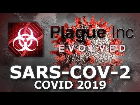 Plague Inc: Custom Scenarios - SARS-COV-2 (Covid-19)