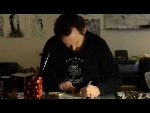Vidéo de Ben Templesmith