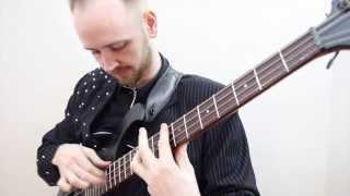 Run of the Angels - Grant Stinnett - Solo Bass
