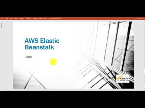 Amazon Web Services Elastic BeanStalk (Managed PaaS) Review and Demo