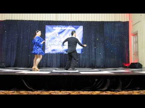 Zeke Ruvalcaba & Marisol Garcia The 5th Annual St. Louis International Salsa Bacha