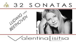 Beethoven Sonata #2 Op. 2 No 2 A major. Valentina Lisitsa