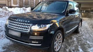 ЖИР-Был Range Rover! Подешевевший авто Миллионера! TDV8