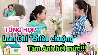 Gia đình là số 1 Phần 2 | Tập 29, 30, 31, 32 Full: Lam Chi bất ngờ 'chiều chuộng' Tâm Anh hết mức