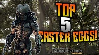 Ghost Recon Wildlands - Top 5 Easter Eggs