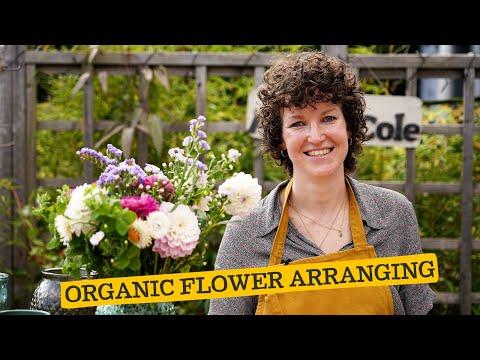 British Flowers, Organic