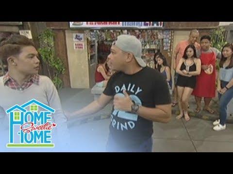 Home Sweetie Home: Ashton mistaken as Gigi's boyfriend