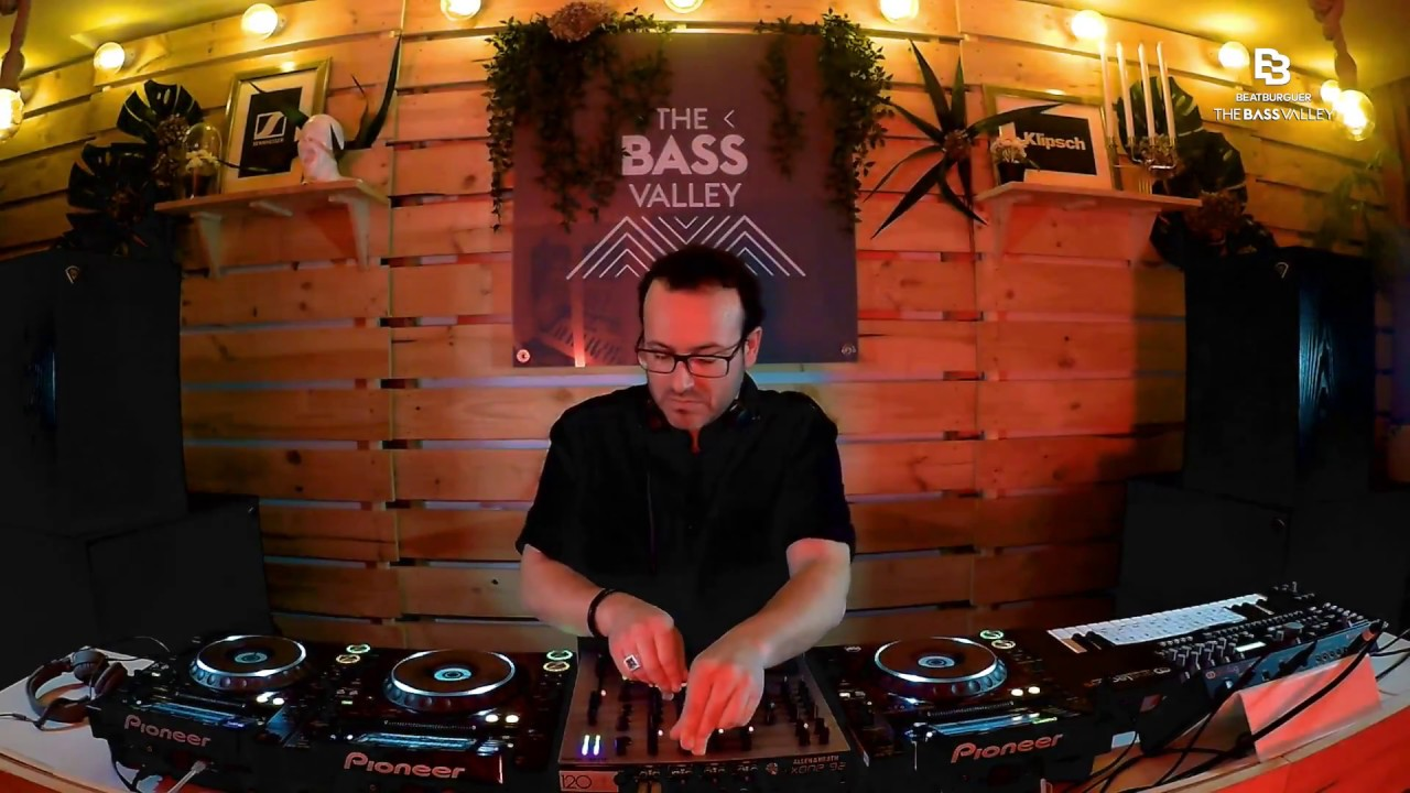 Tensal - Live @  The Bass Valley 2018