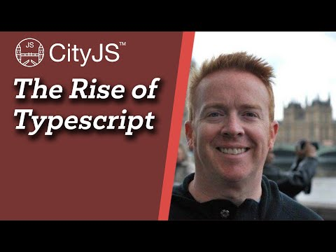 Image thumbnail for talk theRiseOfTypeScript (rate: Meteoric | Meandering): Story[] { return History; }