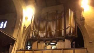 """""""Good Christian Men Rejoice"""" - All Saints Church Oystermouth Swansea"""