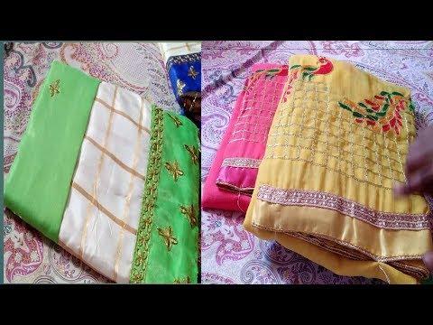 Kerala designer Sarees/Poonam fancy sarees/Deepavali New collection  sarees/thirumathi raji
