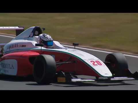 Danish Formula 4 - Race 1 Heat 3 - Jyllandsringen