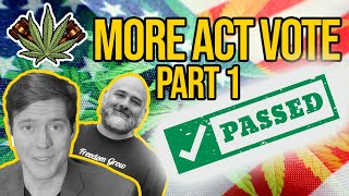 The MORE Act Vote Gets Postponed by Debbie Lesko | Breaking Cannabis News | MORE Act vote Part 1.
