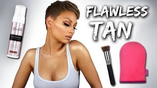 How To: Flawless Self Tanning Tips for Pale Skin | Alexandra Anele