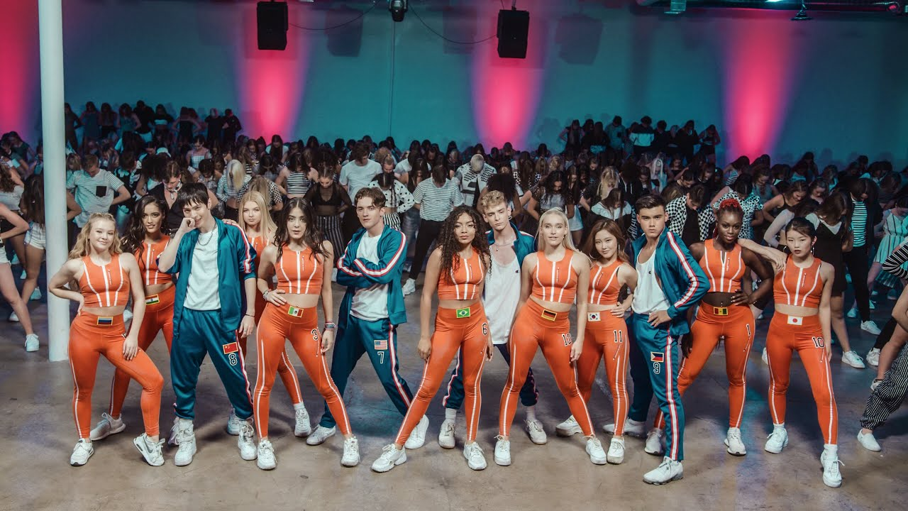 Now United — Crazy Stupid Silly Love