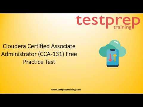 Cloudera Certified Associate Administrator (CCA-131) Practice ...