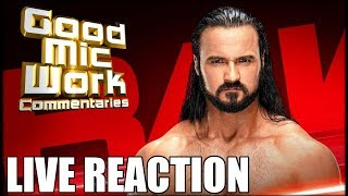 WWE RAW March 25, 2019 LIVE REACTION
