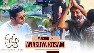 Anasuya Kosam Song Making - A Aa