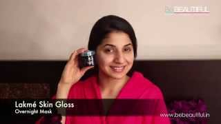 Image for video on Akriti Sachdev | Why your Night-Cream can't afford a skip or a miss by Be Beautiful