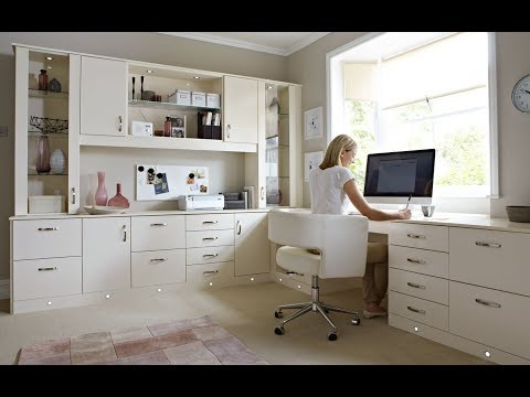 Tips For Choosing Modern Home Office Furniture | Modern Home Office Design Ideas