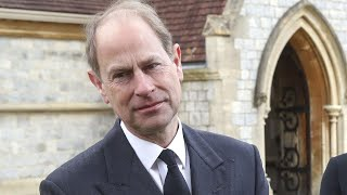 video: The Queen described death of Prince Philip as 'having left a huge void', says Prince Andrew