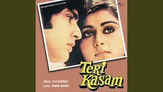 Kya Hua Ek Baat Par (Teri Kasam / Soundtrack Version