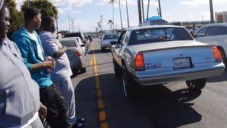 Жизнь в криминальных районах Лос-Анджелеса и Комптона