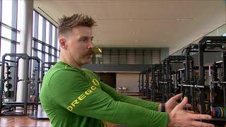 Behind-the-scenes with UO strength coach Aaron Feld (PT2)