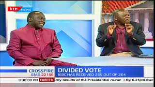 Crossfire: Cracking Numbers- IEBC has received 259 out of 264
