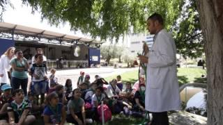 """Vibra-Tó en """"El Parque de Las Ciencias"""" de Granada"""