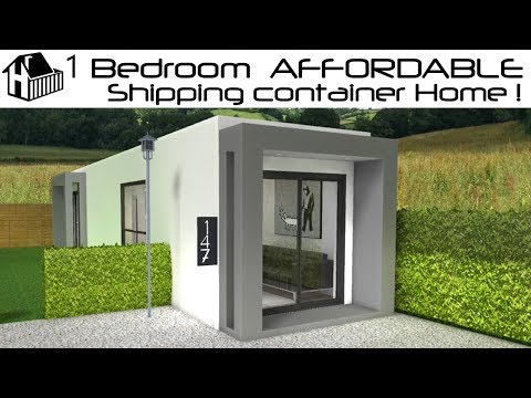 Amazing Affordable One Bed Shipping Container Micro Home Richard