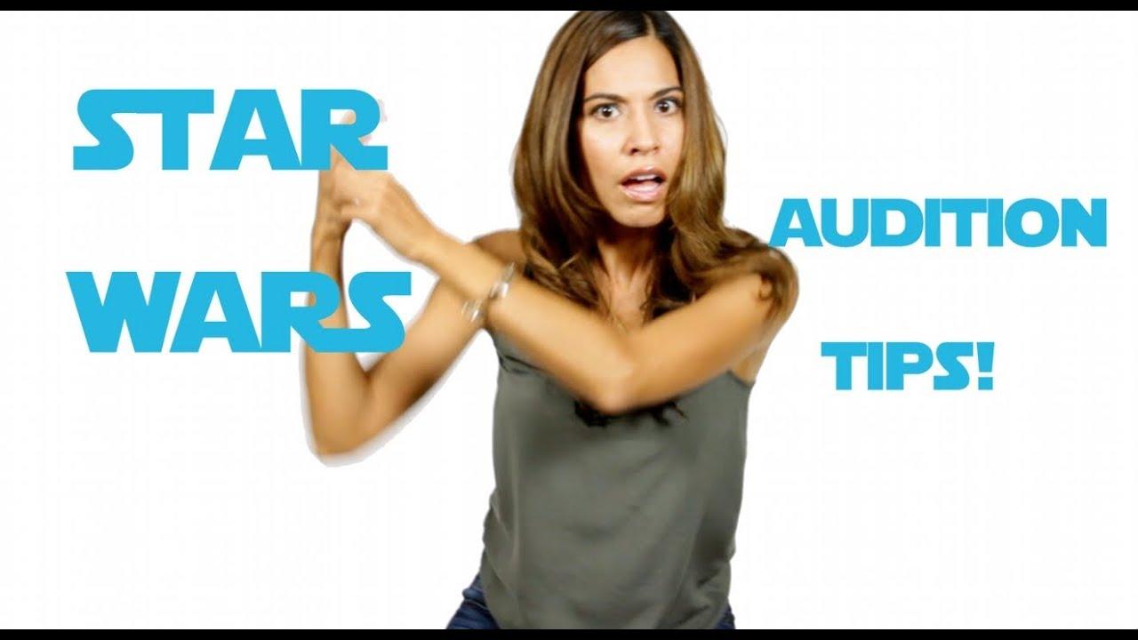 So You Wanna Be A Star Wars Star?