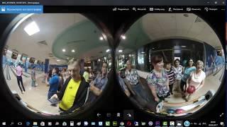 обработка панорамного видео 360 с камеры xiaomi